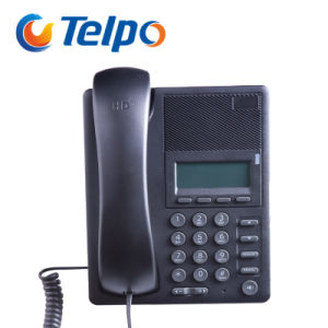 Chinese Manufacturing Internet VoIP Phone Used in Hotel and Office