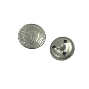 OEM Design Custom Logo Metal Snap Button for Jacket pictures & photos