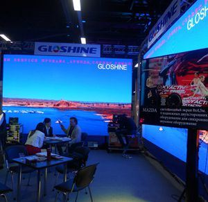 Popular Products HD LED Screen/Display P6.94