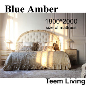 Solid Wood Bedroom Furniture Ba-1801 pictures & photos