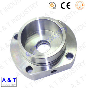 Customer Made High Precision CNC Lathe Machine Parts pictures & photos