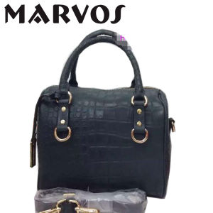 China Wholesale Satchel Leather Hand Bag Leather Hand Bag (M10456) pictures & photos