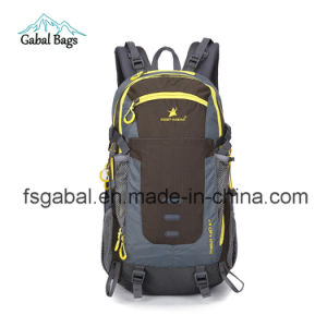 Lightweight Travel Water Resistant Mountain Hiking Backpack pictures & photos