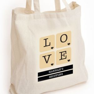 10oz Cotton Tote Bag with Designed Printing pictures & photos
