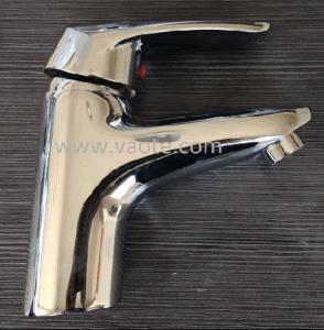 Zinc Body Single Handle Basin Faucet/Mixer (VT12703) pictures & photos