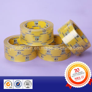 Super Clear Transparent Packing Tape Low Noise pictures & photos