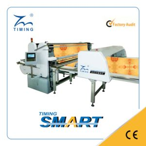 Apparel Machinery Knitted Garments Fabric Automatic Spreading Machine pictures & photos