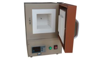 "High Temperature Electric Muffle Furnace (12X12X16"", 36L up to 1400º C, 30 Segments Controller) pictures & photos"