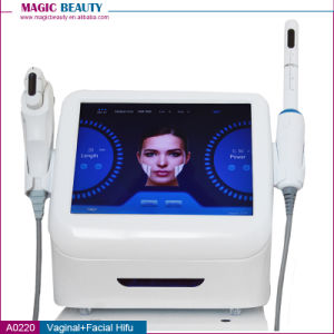 Non Invasive 2 in 1 Face Lift Hifu and Vaginal Tightening Hifu Beauty Machine pictures & photos