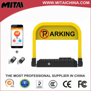 Bluetooth Parking Barrier with Ce Certificate