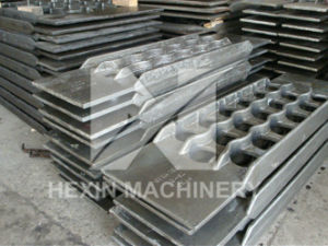 Alloy Casting Side Wall Supports Cast Tube Sheet pictures & photos