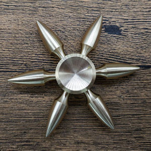 New Design Bullet Fidget Spinner Copper pictures & photos