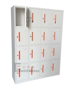Popular Wall Mounted Swing Door Metal Cabinet for Lab pictures & photos