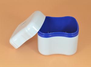 High Quality Dental Plastic Denture Box pictures & photos
