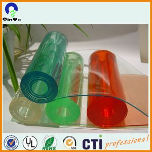 China Manufacturer PVC Soft Film for Curtain pictures & photos
