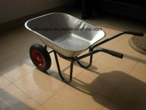 High Quality Heavy Duty Wheel Barrow 6410 pictures & photos