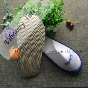 Hotel Amenities Guest Amenities Disposable Slippers Factory & Excellent Hotel Slipper pictures & photos
