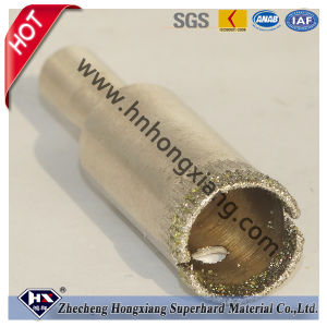 High Quality Electroplated Diamond Coated Drills for Glass pictures & photos