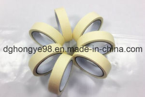 High Temperature Yellow Masking Tape (HY004)