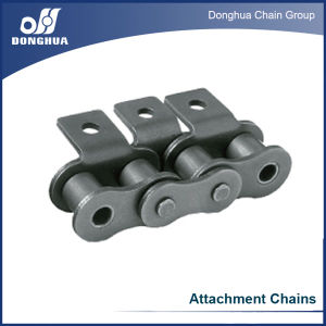 DIN 08b-1 X 10FT with A1 Attachment Every 4th Link Chain pictures & photos