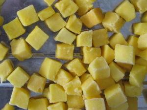 Frozen Fruit - Frozen Mango