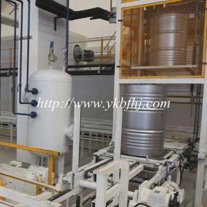 Drum Elevator for Steel Drum Making Machine 55 Gallon 50-300 Liter pictures & photos