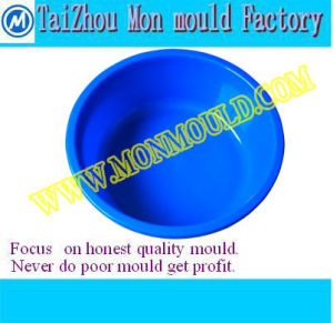 Injection Moulding Machine, Plastic Handle Washbowl Mould Maker pictures & photos