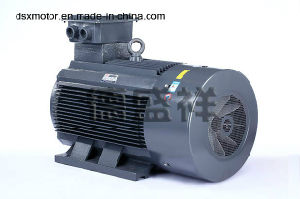 Ie3 Efficiency 375kw Three Phase Asynchronous Electric Motor AC Motor