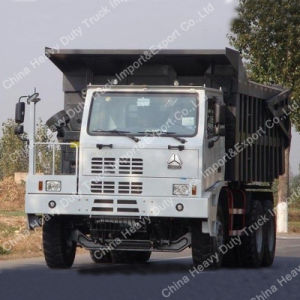 Sinotruck Made in China HOWO 6X4 50tons Mining Dump Truck pictures & photos