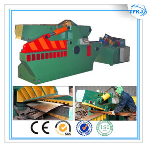 Factory Price Hydraulic Scrap Metal Steel Iron Aluminum Shear Machine (High Quality) pictures & photos