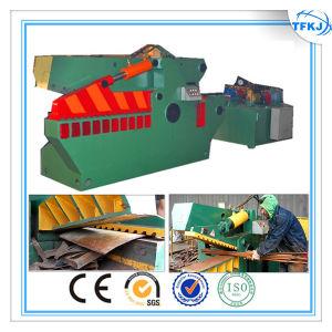 Factory Price Hydraulic Scrap Metal Steel Iron Aluminum Shear Machine pictures & photos