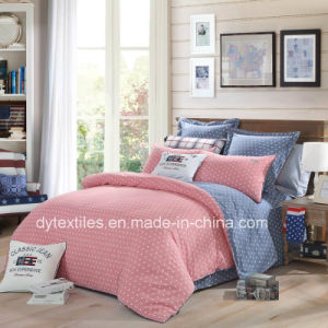 New Design 100 % Cotton Luckly Star Bedsheets Set for Autumn and Winter pictures & photos