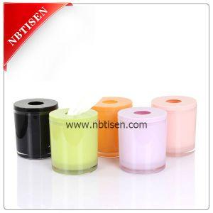 Acrylic/Plastic Tissue Box (TS8015-F)