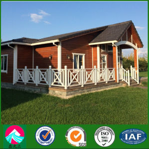Well Designed Nice and Small Steel Structure Villa for Sale pictures & photos