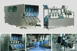 Automatic 5 Gallon Bottle Water Filling Machine (QGF) pictures & photos
