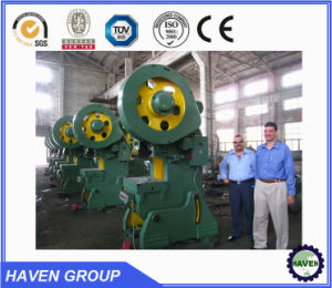 Power Press with Adjustable Stroke J23 D Series punching machine pictures & photos