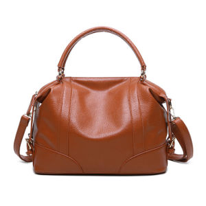 Ladies Brown Handbag Womens Satchel Bag Desinger Handbags