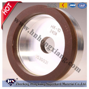 Resin Diamond Cup Wheel for Glass Grinding pictures & photos