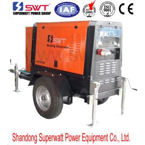 200A-500A (7kVA-19.2kVA) Welding Generator Set with 23 Years Experience pictures & photos