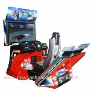 Arcade Coin Operated Game 42 Inch LCD Brutal Speed Arcade Game pictures & photos