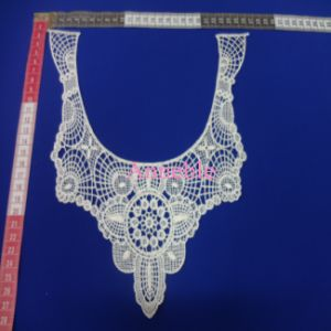 Collar Lace for Garment Decoration