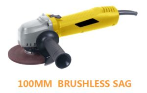 850W CE Corded Brushless Angle Grinder (100, 125 Mm) pictures & photos