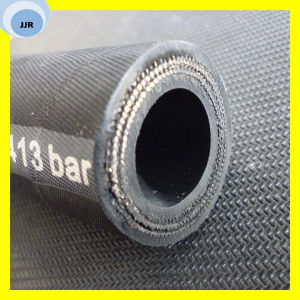 High Pressure Hydraulic Flexible Rubber Pipe Flexible Rubber Tube pictures & photos