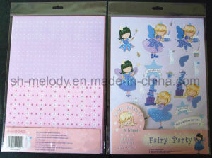 Making 3D Stickers Decoupage DIY Kit pictures & photos