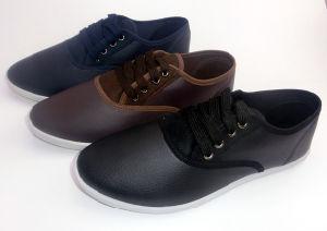 Latest Men Shoes PU Shoes (PU) pictures & photos