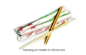 Bamboo Painting Wooden Bamboo Chopsticks pictures & photos