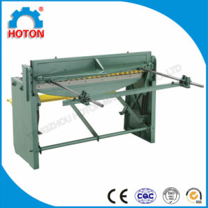 Sheet Metal Shear (Foot Shearing Machine Q01-1.5X1050 Q01-1.25X2000 Q01-0.8X2500 Q01-1.5X1500 ) pictures & photos