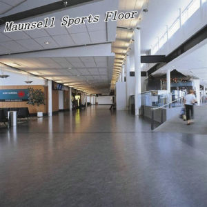 Good Quality PVC/Homogeneous Floor for Airport/Subway/Office pictures & photos