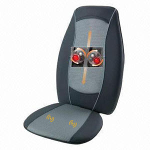 Car and Home Shiatsu Rolling Massage Cushion pictures & photos