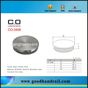 Stair Handrail End Cap (CO-3406) pictures & photos